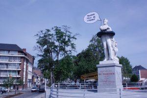 Tournai,fille de l'escaut 2011